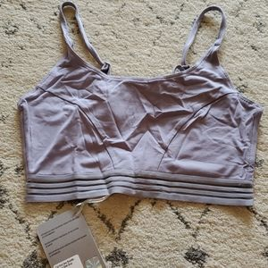 Gymshark cut and sew bralette